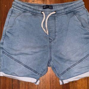 Men Zara shorts